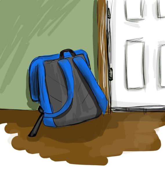 napsac or bag