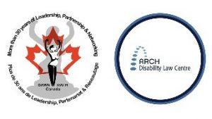 DAWN logo and ARCH logo