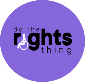 Do the Rights Thing logo