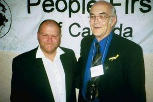 Picture of Richard Ruston and Peter Park